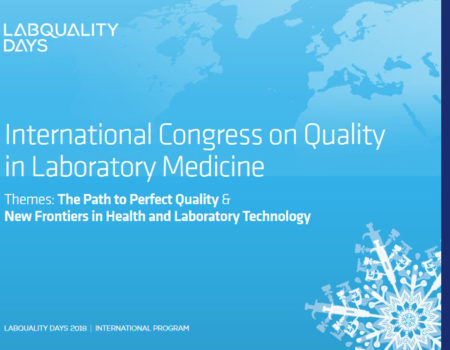 International Congress on Quality in Laboratory Medicine 2018