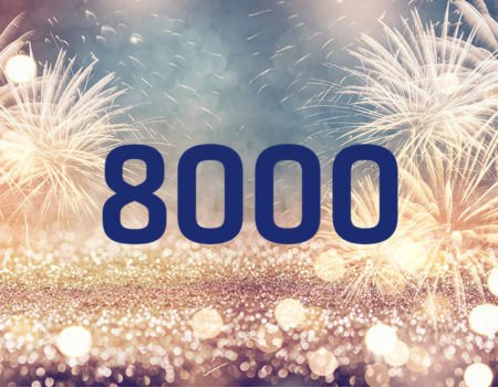 Congratulations Labquality - 80000 followers in Facebook