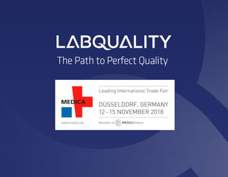 Labquality - Meet us at Medica 2018